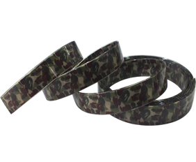 Camouflage waterproof TPU coated webbings for horse western breast collar