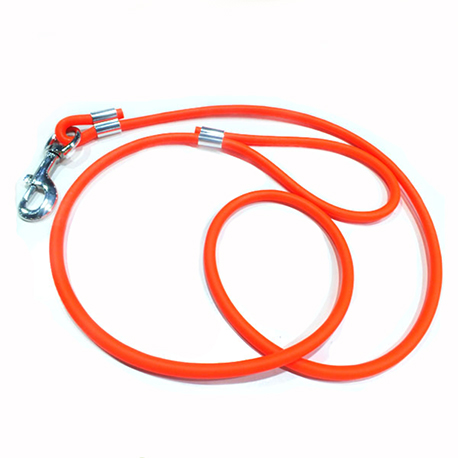 pvc dog lead tracking line round leads nimble outdoors supplies inc