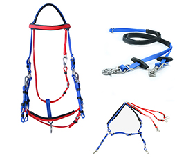 red blue mixed waterproof durable endurance full set